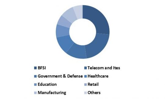 Global-software-defined-storage-market-revenue-share-by-application-2022-in