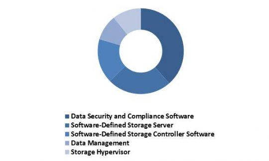 LAMEA-software-defined-storage-market-revenue-share-by-component-type-2015-in